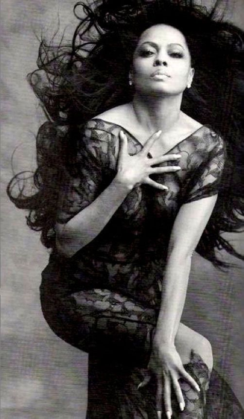 Diana Ross. Her solo career peaked in the 70's and she was one of the decade's top sellers and biggest stars.