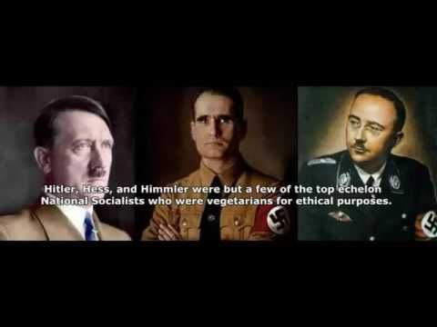 Hitler Was A Vegetarian. Gary Yourofsky and Bitesizevegan lied! http://youtu.be/CxlGhrjXnsY