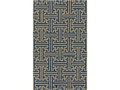 Shop for Surya Rugs Rain 9' x 12' Rug, RAI1187-912, and other Floor Coverings Rugs Details: No Shedding.