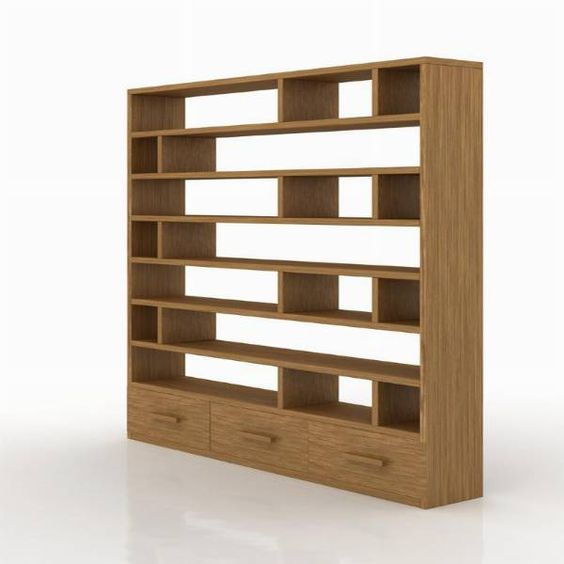 Image Result For Wooden Bookcase