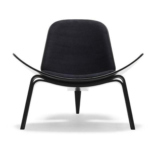 Carl Hansen & Son CH 07 | Shell Chair | mintroom.de #Carl Hansen & Son #mintroom #sessel #hans wegner #carl hansen & son