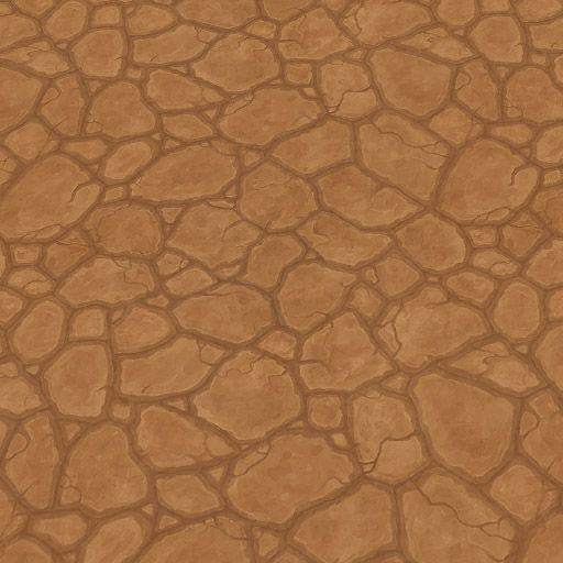 how to draw a 3d crack in the ground