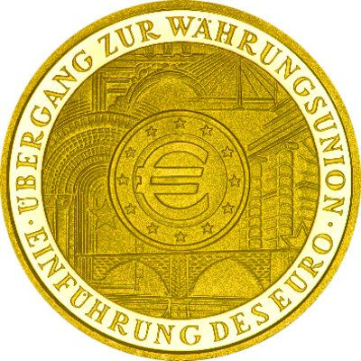 Goldeuro Goldmünzen kaufen