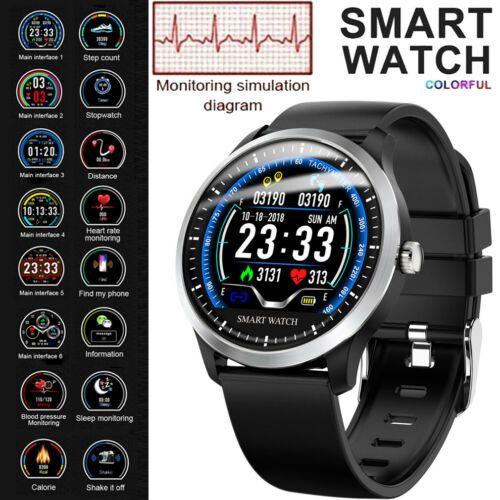 Ip68 Wasserdicht Smartwatch Sports Uhr Pulsuhr Blutdruck Fitness Tracker Armbandip68 Wasserdicht Smartwatch Sports Uhr Pulsu Smartwatch Pulsuhr Fitness Tracker
