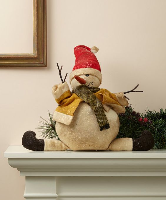 Look at this Just Bob Splittin' Snowman on #zulily today!