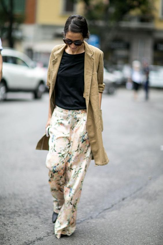 101 Incredible Street Style Snaps Straight From Milan Fashion Week | StyleCaster: