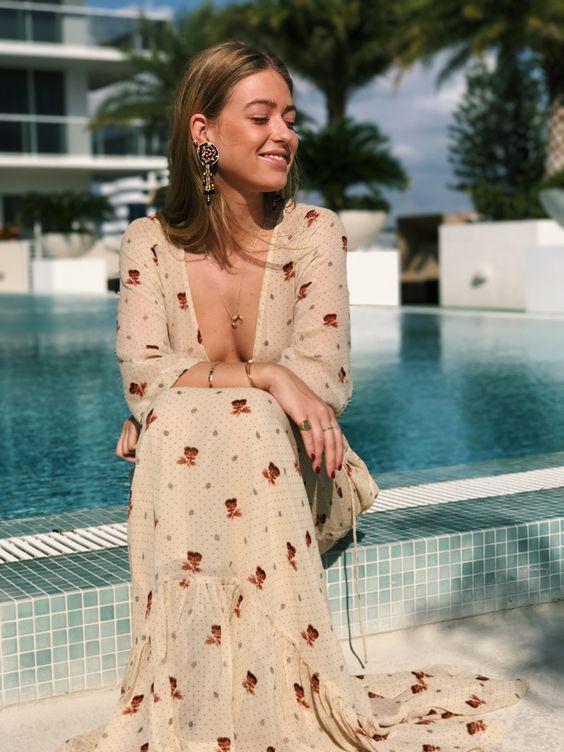 Emili Sindlev / boho dress