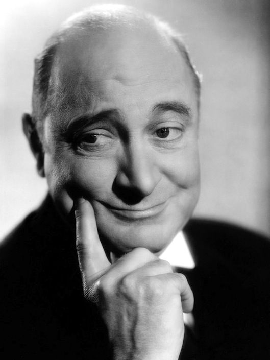 Eric Blore. Born 1887 in England. Frequently cast as the English butler whose sarcastic one-liners went over the heads of his employers. He had parts in 5 of the 9 Astaire-Rogers movies.