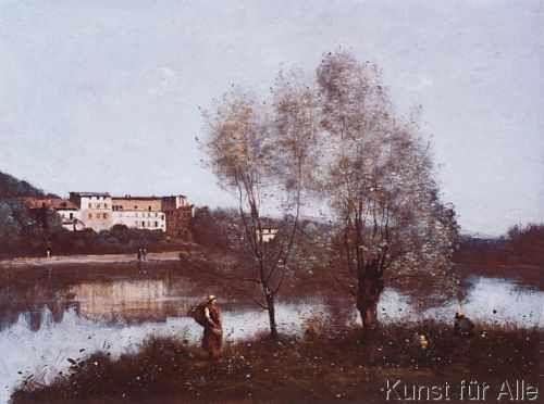 Camille Corot - Ville d'Avray