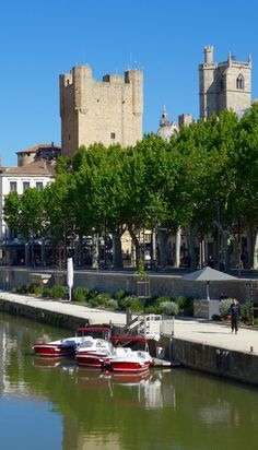 Spend one day in Narbonne, France, and you'll see Roman ruins, a scenic canal and a historic food hall.