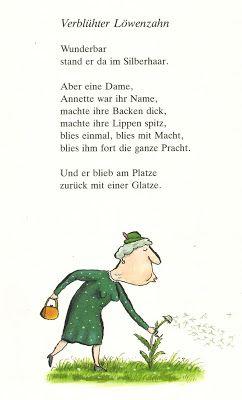 so isch´s Läba.......... schönen Tach auch für Dich - Susie ...... (Josef Guggenmos- Verblühter Löwenzahn)