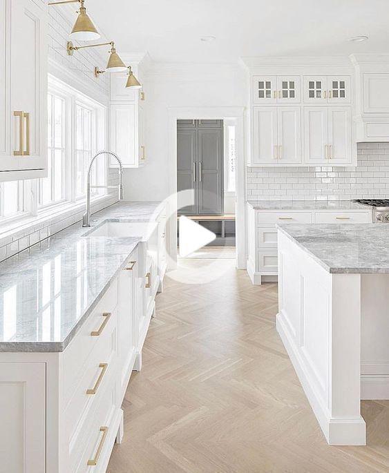 Design De Cuisine Blanche Design De Cuisine Cottage Avec Armoires