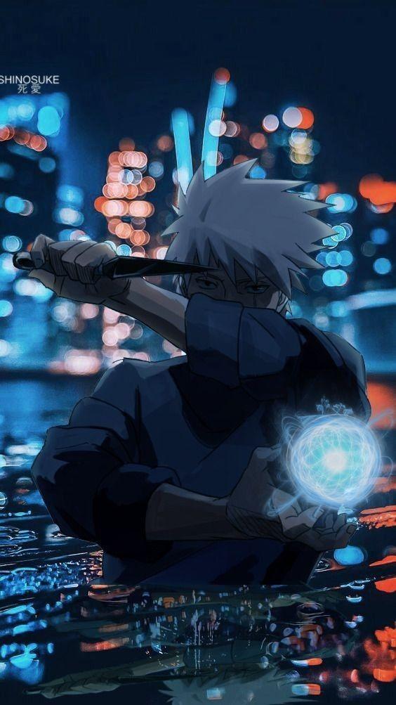 كاكاشي هاتاكي Em 2021 Personagens De Anime Animes Wallpapers Anime