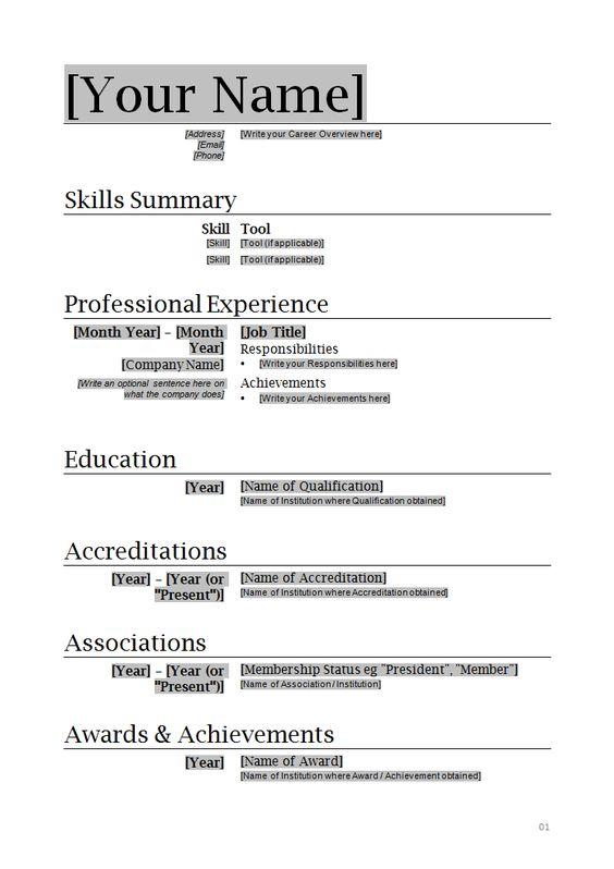 resume format ms word file resume simple resume format in ms word resume format in word file