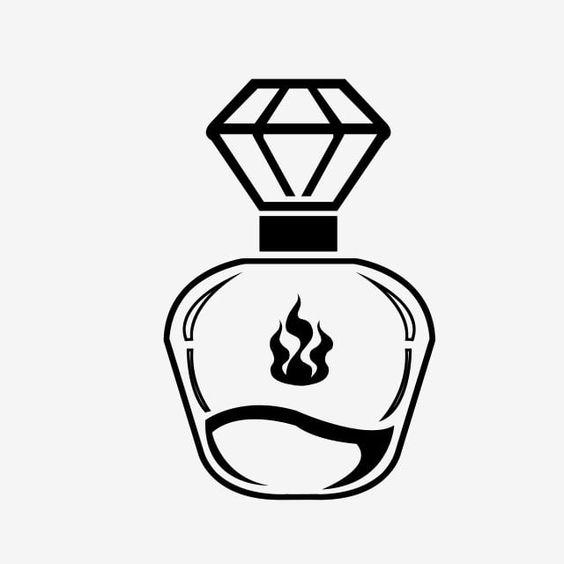 Dessin Anime Decoration De Beaute Parfum Icone Parfum Dessin Anime Decoration De Beaute Fichier Png Et Psd Pour Le Telechargement Libre Perfume Clip Art Bottle Drawing