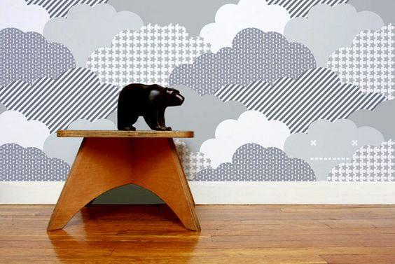 Clouds - Storm - Aimee Wilder - $165.00 | domino.com