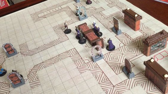 Image result for dungeons and dragons props