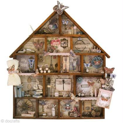 DIY La maison aux trésors