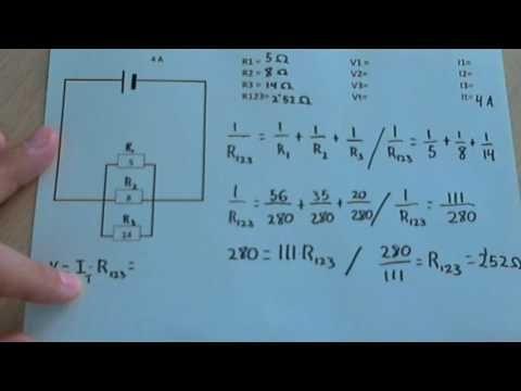 Electricidad Tecnología Youtube Electricidad Circuito Ingenieria Electrica