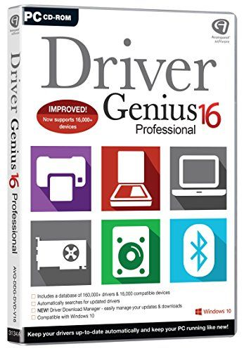 Driver Genius Professional 16 (PC) Avanquest Software https://www.amazon.co.uk/dp/B01B7BQ1X0/ref=cm_sw_r_pi_dp_ZM5hxbFKYHDJQ