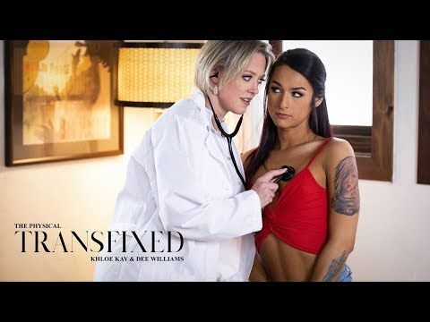 Transfixed The Physical Trailer Khloe Kay And Dee Williams