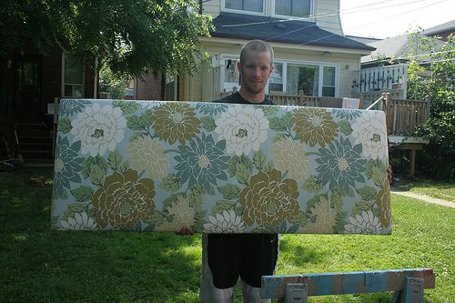 Project Headboard - July 2011