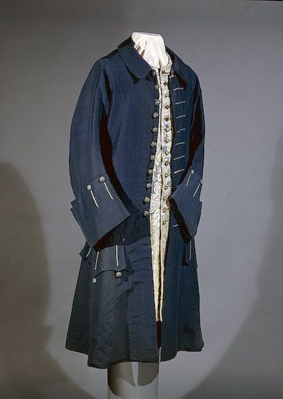 Summer Costum of Peter I ,   1710-1720s Russia