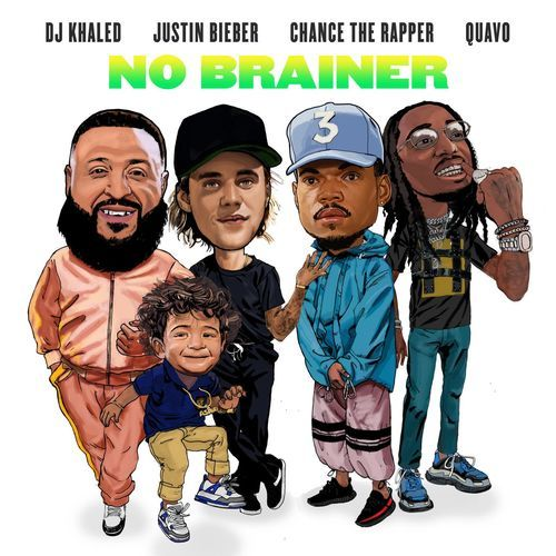 No Brainer Dj Khaled Ft Justin Bieber 2018 Download Gratis