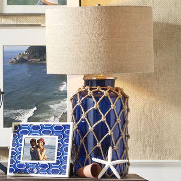 Pacifica Seaside Lamp