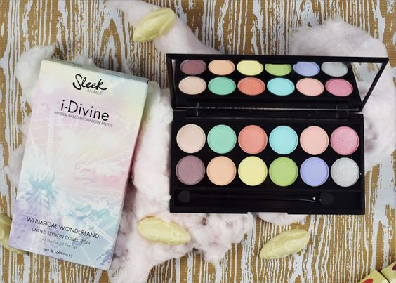 Sleek MakeUP I-Divine All The Fun Of The Fair Eyeshadow Palette