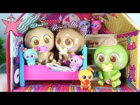 Preparo Una Casita De Juegos Para Los Nuevos Ksimeritos Makiato Youtube Accesorios Para Ksi Meritos Casa De Juegos Manualidades Para Muñecas