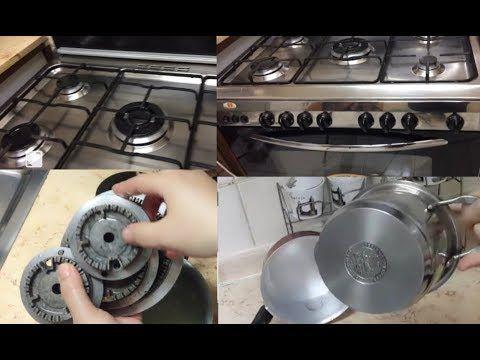 2 المعجون السحري للتنظيف الفرن والمطبخ تنظيف عيون الفرن بلا حكان طريقة سهلة جدا Youtube Stove Kitchen Appliances Beauty Care