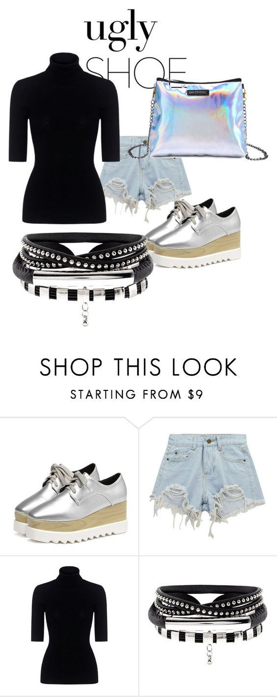 """Untitled #40"" by guerline011 ❤ liked on Polyvore featuring Chicnova Fashion and Theory"