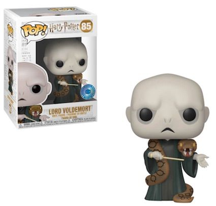 >85 Lord Voldemort with Nagini Funko Pop