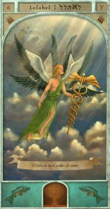Guardian Angel Lelahel - April 15 to 20 - Overview and Prayer >>