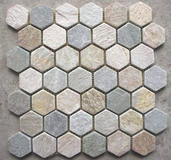 Hexagonal Tiles Hexagon Mosaic Tile Hexagon China