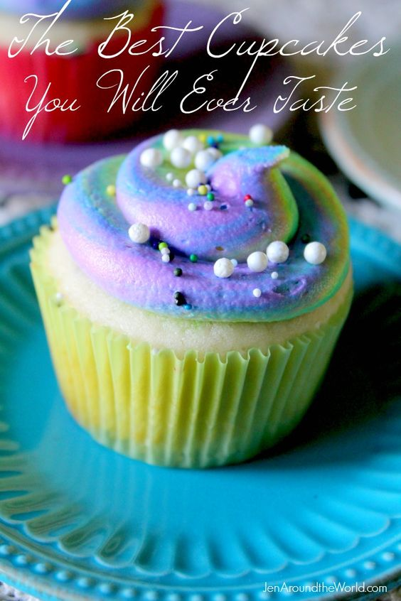 Today I am sharing with you my recipe for the best cupcakes you will ever taste. My daughter created this one and we are naming this our new favorite.