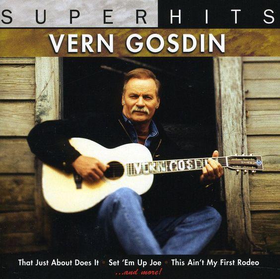 Vern Gosdin - Super Hits: Vern Gosdin