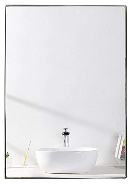 Andy Star Small Mirror For Wall Narrow 6x9 Inch