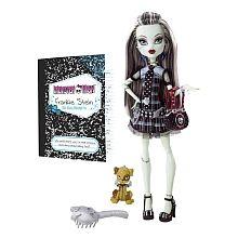 Monster High - Boneca Desenho Original - Frankie