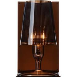 Kartell Take Table Lamp Amber Transparent Nostraform In 2020