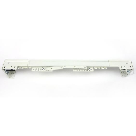 Heavy Duty Center Open Traverse Curtain Rod - Overstock Shopping - Great Deals on Curtain Hardware