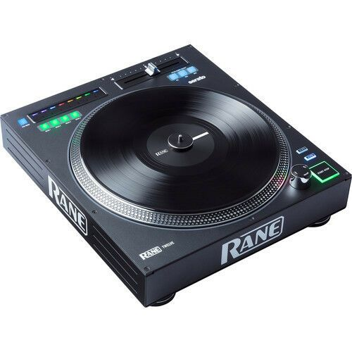 Rane Dj Twelve 12 Vinyl Motorized Dj Control System In 2020 Dj Dj Equipment Turntable