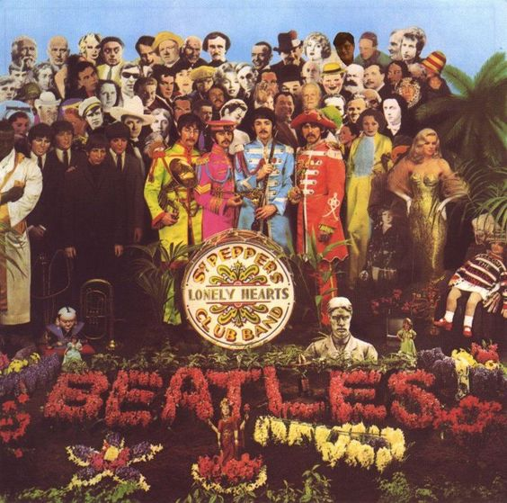 Lifetime member of the Sgt. Peppers Lonely Hearts club.