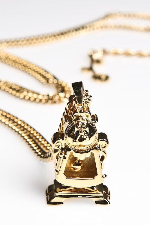 Cogsworth Pendant: