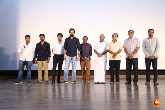 Sibiraj, Ramki At Maayon Movie Motion Poster Launch