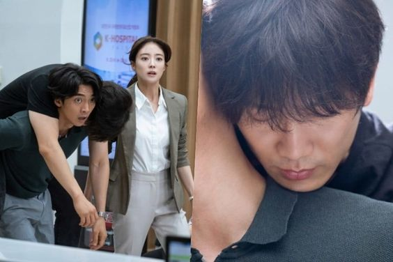 "Ji Sung And Lee Se Young Face Unexpected Crisis In ""Doctor John"""