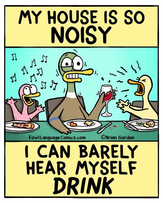 Barely Hear Myself