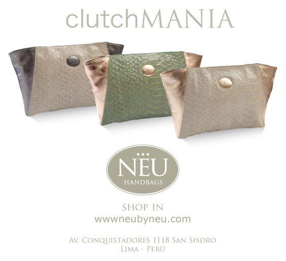 clutchMANIA NEU www.neubyneu.com