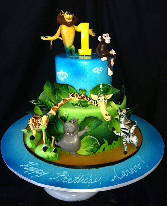 Le roi lion cr ation de la p tisserie le gateau the cake margot - Gateau anniversaire disney ...